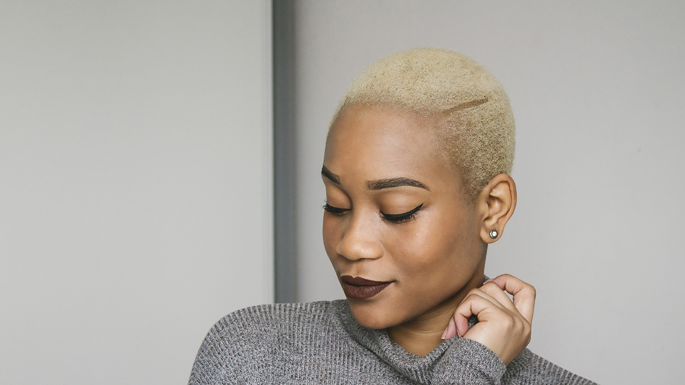 Coloration cheveux femme black