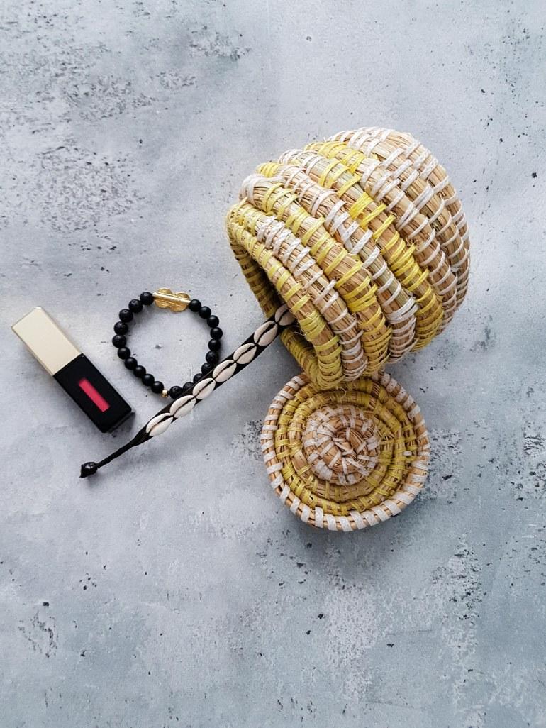 Maison Petite and Bold Petit bijou basket