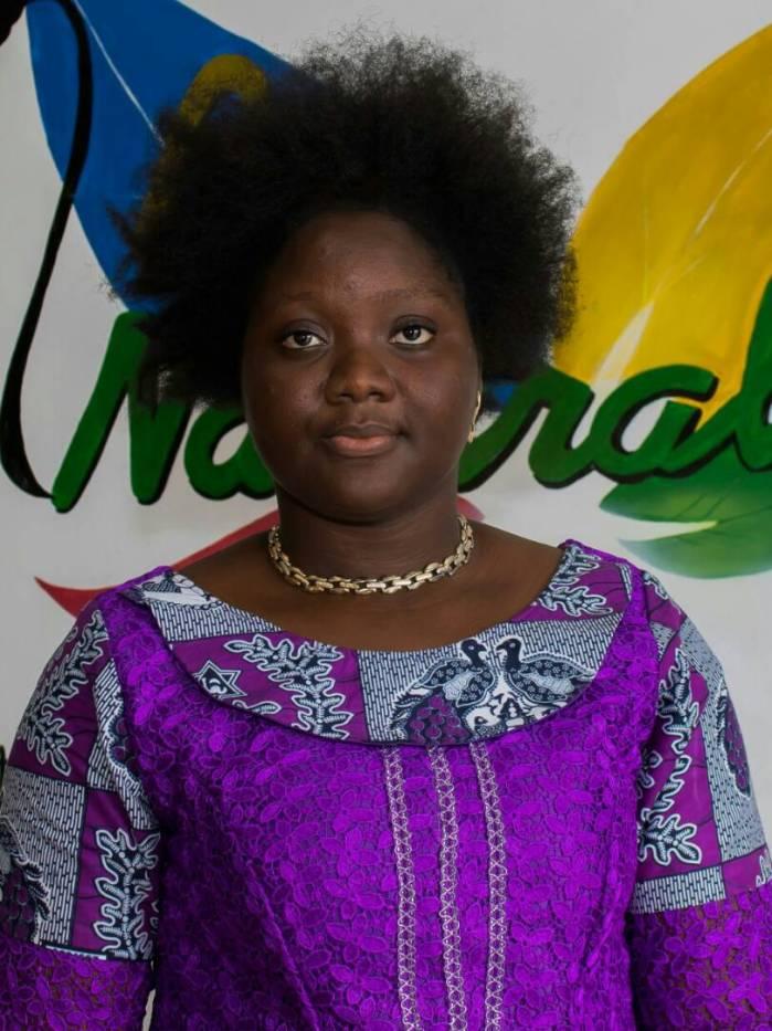 Candidate 4 Miss crépue Bénin