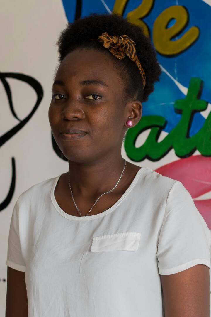 Candidate 5 Miss crépue Bénin