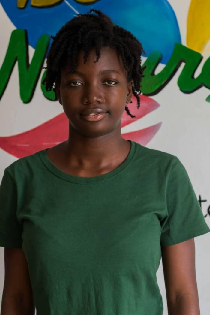 Candidate 7 Miss crépue Bénin