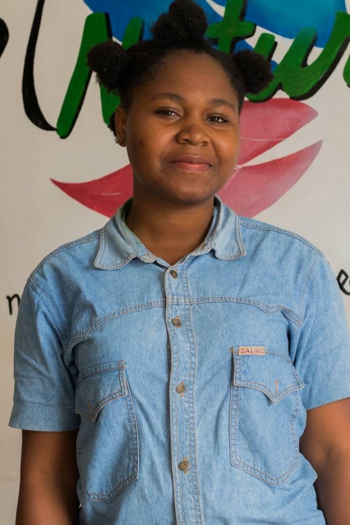 Candidate 8 Miss crépue bénin